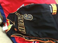 Lebron James Miami Heat limited  edition sewn  NBA  jersey youth Small
