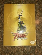 The Legend Of Zelda Skyward Sword Prima Official Strategy Game Guide