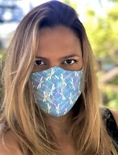 FACE MASK SHIELD COVER, Fashion, Cute HANDMADE USA🇺🇸Cotton/Washable/Reusable