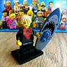 LEGO 71018 Minifigures SERIES 17 Pro Surfer #1 Minifig SEALED shark surfboard