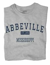 Abbeville Mississippi MS T-Shirt EST