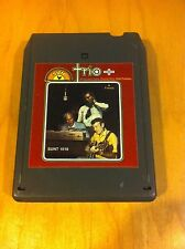 TRIO + JERRY LEE LEWIS CHARLIE RICH CARL PERKINS  8 Track Tape