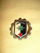 Insigne 106e RTn Z.D. (106 ème Régiment Du Train Zone Défense)  Militaire Armée