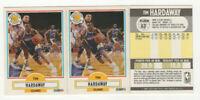 9 count lot 1990/91 Fleer Tim Hardaway Rookie Cards #63! GS Warriors PG! RC LOT!