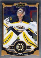 2015-16 O-PEE-CHEE PLATINUM NHL HOCKEY BASE PICK CARD YOUR CHOICE