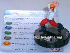 PILEDRIVER #027 #27 The Invincible Iron Man Marvel Heroclix