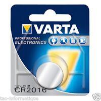 Pila de botón Varta Cr2016