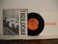 Backlash!, EP, Significant Zeros, Factory Poems, Threats, Victims of What?, 1981