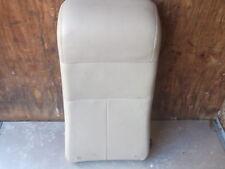 1999 - 2004 OLDSMOBILE ALERO REAR RIGHT BACKREST LEATHER SEAT CREAM OEM