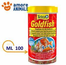 Tetra Goldfish - 100 ml - Mangime in scaglie per Pesci Rossi Acquario