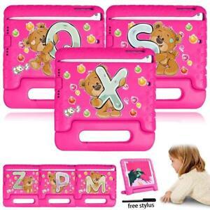 "Kids Handle Cover Stand EVA Foam Case Fit For Apple iPad / Mini / Air / Pro 9.7"""