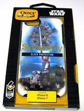 OTTERBOX Disney Park Authentic Star Wars iPhone 8 7 6 Rey R2D2 Millennium Falcon