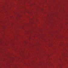 feutrine cinnamon patch 30X45 cm cerise chinée 022 rouge chiné