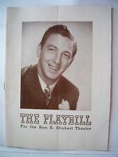 BY JUPITER Playbill RAY BOLGER / CONSTANCE MOORE / RODGERS & HART NYC 1942