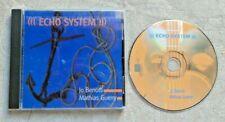 CD AUDIO MUSIQUE / ECHO SYSTEM JO BENOTTI MATHIAS GUERRY CD ALBUM 17T 2000 JAZZ