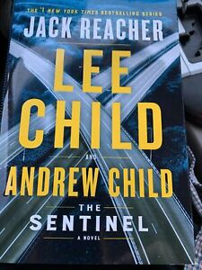 The Sentinel A Jack Reacher Novel by Lee Child  NEW HARDCOVER  1st Edition