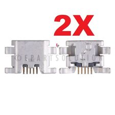 2X ZTE Z998 Micro USB Charger Charging Port Dock Connector Replacement Part USA