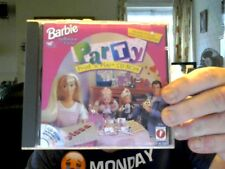 Barbie PC CD Party Print N Play PC CD Parfait Cadeau de Noël! GRATUIT UK POSTE