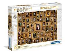 Neu clementoni Harry Potter 1000 Teile Unmöglich Puzzlespiel