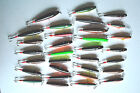 GOOD ABU GARCIA LURE BOX WITH A LARGE COLLECTION OF SPEY MINNOWS