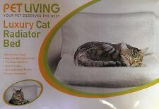 Pet Living Luxury Cat Radiator Bed (PET6025)