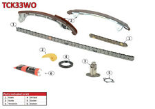 TIMING CHAIN KIT TOYOTA CAMRY 2.0 08/01- TCK33 NO GEARS