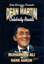 THE DEAN MARTIN CELEBRITY ROASTS : MUHAMMAD ALI & HANK AARON DVD REGION 1 ROAST