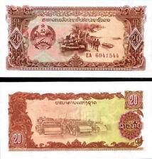 LAOS - 20 kip 1979 FDS - UNC