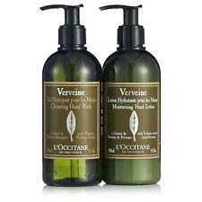 L'Occitane Verbena Hand Wash & Lotion Set - 10oz