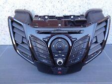 VW Transporter T5 2006-09 Simple Din Voiture Stéréo Poche Fascia clés /& Aerial Kit