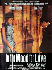 Affiche 120x160cm IN THE MOOD FOR LOVE (2000) Wong Kar-Wai - Maggie Cheung NEUVE