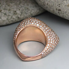 "Ring Stenzhorn Ring ""Amanda"" mit 6,70ct Brillant in 18K UVP: 26.889,-"