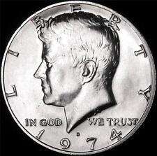 1974 D Kennedy Half Dollar - BU