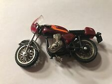 Kawasaki Mach III Bike RIDGE RIDERS 70s ZEE TOYS 1:24 Motorcycle HTF Color parts