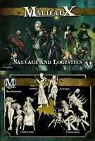 Malifaux: Outcasts Salvage and Logistics Box Set WYR 20506