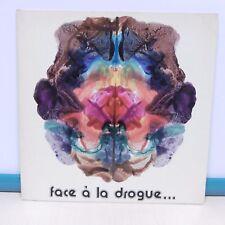 33T FACE A LA DROGUE Vinyle LP LAFFINEUSE BONAMEAU JEUNE DOCTEUR FAMILLE SM 3001