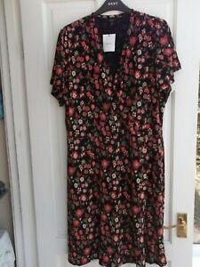 Next Ladies Wrap Summer Dress - Size 22  - BNWT