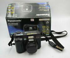 Panasonic PV-SD5000 Super Disk 3.3 Mega Pixel Digital Camera with 10 New Disks