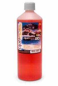 Optifuel Optimix RTR 20% Nitro Fuel 1 Litre - RC Nitro Car Fuel