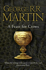 A song of ice and fire: A feast for crows (Paperback) FREE Shipping, Save £s
