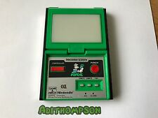 Popeye Panorama Nintendo Game & Watch LCD Handheld Vintage 80s Retro