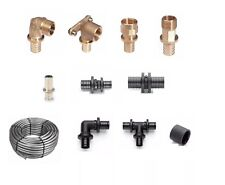Rehau Rautitan Stabil Flex Verbund Rohr 16-32mm für Wasser und Wärme Fittings