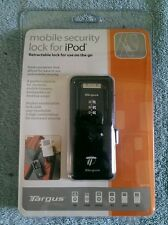 Targus Mobile Security Lock For Apple iPod, iPhone 4/4s New in Box