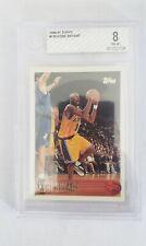 1996-97 Topps Kobe Bryant #38 BGS 8