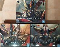 Bandai model kit HG 1/144 Great Mazinger Grendizer Mazinkaiser Infinity NUOVI