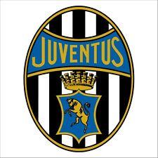 ADESIVO STICKER Juventus logo anni 70