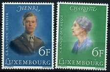 Luxembourg 1976 SG#962-3 Royal Birthdays MNH Set #D67994
