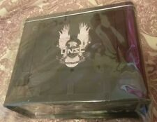 Halo 5 Ammo Box Loot Crate Exclusive Gaming UNSC Military tin Holder Container