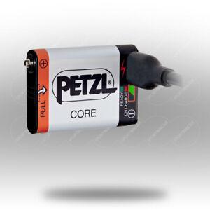 PETZL Core Akku aufladbar Hybrid Actik Iko Tactikka Tikka Tikkid Tikkina Zipka