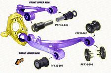 Powerflex Kit Di Boccole Sospensione Anteriore per FIAT 124 Spider, PER MAZDA 4 ND
